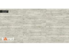 Pavimento in gres porcellanato tecnico effetto legnoROOTS WHITE - LAND PORCELANICO