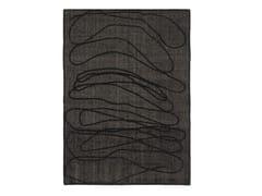 Tappeto fatto a mano su misura ROPE CHARCOAL - Signature
