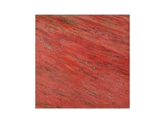 Rivestimento / pavimento in gres porcellanato ROSSO CORAGGIO - Folli Follie