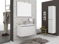 Mobile lavabo sospeso con cassetti ROUND 01 - Express