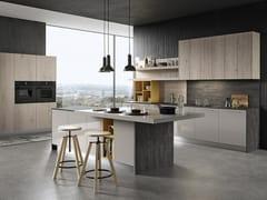 Cucina componibile con isolaROUND | Cucina con isola - ARREDO 3