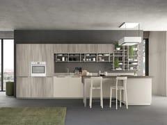 Cucina componibileROUND BRIDGE 1 - CUCINE LUBE