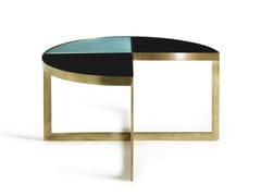 Tavolino basso rotondo CAROUSEL | Tavolino rotondo - Carousel
