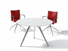 Tavolo da riunione rotondoARKITEK | Tavolo da riunione rotondo - ACTIU