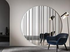 Specchio rotondo da pareteBARCODE | Specchio rotondo - T.D. TONELLI DESIGN