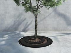 Griglia per alberi in ferro ROUND - Basic