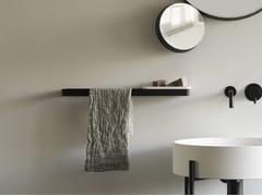 Portasapone a muro in metallo ROW | Portasapone - Row