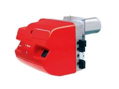 Bruciatore di gas bistadio progressivo RS 25-200/M BLU - Bruciatori