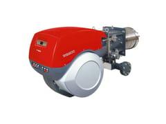 Bruciatore di gas bistadio progressivo o modulante RS 800/M BLU - Bruciatori