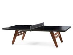 Tavolo da ping pong rettangolare in HPLRS STATIONARY - RS BARCELONA