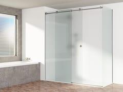 Box doccia rettangolare in vetro con porta scorrevoleRS SYSTEM - GH ITALY