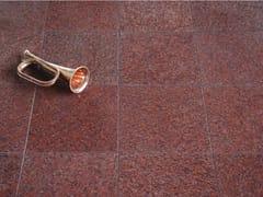 Pavimento/rivestimento in pietra naturale per interniRUBY RED POLISHED GRANITE - STONE AGE PVT. LTD.