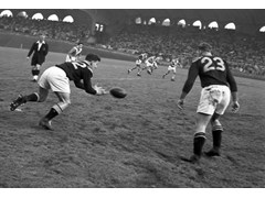 Stampa fotograficaRUGBY FRANCIA VS NUOVA ZELANDA 1951 - ARTPHOTOLIMITED