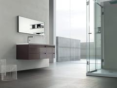 Sistema bagno componibile RUSH - COMPOSIZIONE 18 - Rush