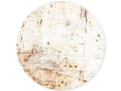 Decorazione adesiva a motivi in vinileRUSTY METAL WHITE - GROOVY MAGNETS