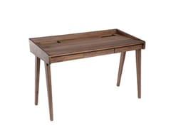 Scrittoio in legno massello con cassettiS.COOL - CONCEITO CASA