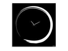 Orologio in lamiera da pareteS-ENSO | Orologio da parete - DESIGNOBJECT.IT