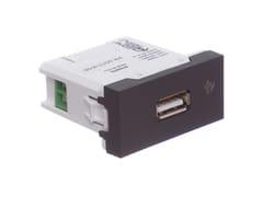 Presa elettrica con USBS70547094 | Presa elettrica con USB - SCHNEIDER ELECTRIC SE