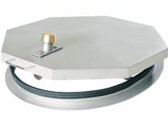 Chiusino a pavimento in acciaio inoxSA2 | Botola di ispezione - FF SYSTEMS