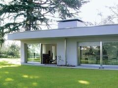 Finestra scorrevole in alluminio e legnoSA91 | Finestra scorrevole - CAPOFERRI SERRAMENTI