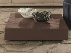 Tavolino laccato quadrato SAFIR   Tavolino laccato - Loveluxe - Royal