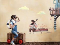 Adesivo da parete per bambiniSAILOR'S SONG - ACTE DECO