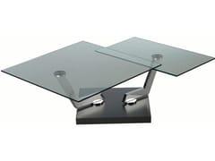 Tavolino in vetroSALTO | Tavolino in vetro - ROCHE BOBOIS