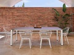 Tavolo da giardino SALVIA | Tavolo da giardino - Salvia