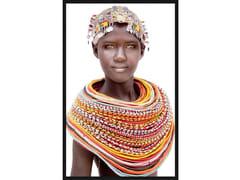 Quadro in poliestereSAMBURU GIRL   Quadro - MONDIART INTERNATIONAL
