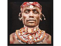 Quadro in poliestereSAMBURU MAN PANEEL - MONDIART INTERNATIONAL