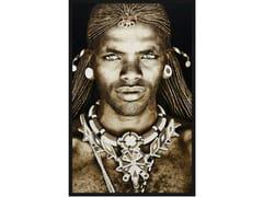 Quadro in poliestereSAMBURU WARRIOR KENYA - MONDIART INTERNATIONAL