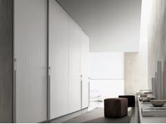 Armadio laccato in legno SAND | Armadio laccato -