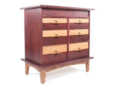 Cassettiera in legno masselloSANDOOK DARAJ | Cassettiera - ALANKARAM