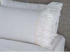 Federa in lino da lenzuoloSANGALLO | Federa - LA FABBRICA DEL LINO BY BERGIANTI & PAGLIANI