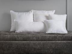 Cuscino quadrato in linoSANGALLO   Cuscino quadrato - LA FABBRICA DEL LINO BY BERGIANTI & PAGLIANI