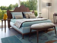 Testiera in legno per letto matrimonialeSANTIAGO | Testiera in legno - VOLPI SEDIE E IMBOTTITI