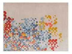 Tappeto rettangolare Jacquard stampato a tessituraSAPORE DI MARE NEW | Tappeto rettangolare - MEMEDESIGN