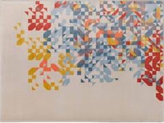 Tappeto rettangolare in velluto a motivi geometriciSAPORE DI MARE | Tappeto rettangolare - MEMEDESIGN