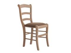 Sedia in faggioSARA 43H.i1 - PALMA