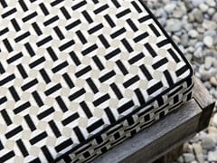 Tessuto antibatterico lavabile con motivi graficiSARNICO - ÉLITIS