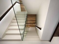 Pavimento/rivestimento in Lapitec®SATIN - BIANCO POLARE | Pavimento/rivestimento - LAPITEC