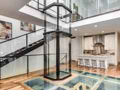Garaventa Lift, SAVARIA VUELIFT OCTAGONAL Ascensore panoramico in vetro