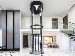 Garaventa Lift, SAVARIA VUELIFT ROUND Ascensore panoramico in vetro