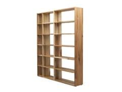 Libreria a giorno bifacciale in legnoSC27 | Libreria in legno - CHRISTIAN SEISENBERGER