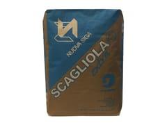 Prodotto di lisciatura per interniSCAGLIOLA EXTRA - NUOVA SIGA A BRAND OF UNI GROUP