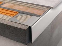 Profilo e scossalina per impermeabilizzazione Schlüter®-BARA-RW - Profili per bordi di balconi e terrazzi