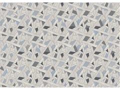 Carta da parati geometrica in cartaSCRAPER - EGOITALIANO