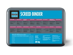 Massetto e sottofondo di pavimentazione SCREED BINDER - LATICRETE EUROPE