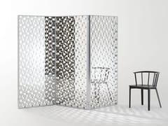 Paravento in cristalloFRAGMENT | Paravento - GLAS ITALIA
