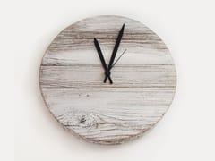 Orologio in legno di recupero da pareteSEA CLOCK - REVÌ – UPCYCLING FURNITURE DESIGN